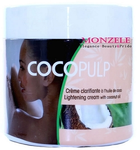 CocoPulp Lightening Cream with Coco nut Oil 300g