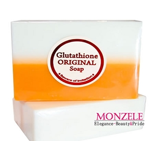 Original Kojic Acid & Glutathione Dual Whitening Soap 1-120 Bar