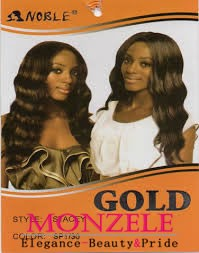 Noble Gold Synthetic Weave Hair Stacey