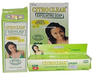 Citro Clear Products Set