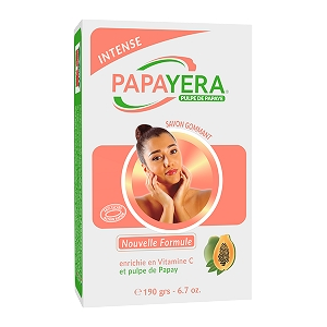 Papayera Exfoliating Body Soap 7Days