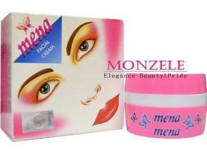 Mena Whitening Lightening Skin Remove Acne Dark Spots Facial Cream 3g