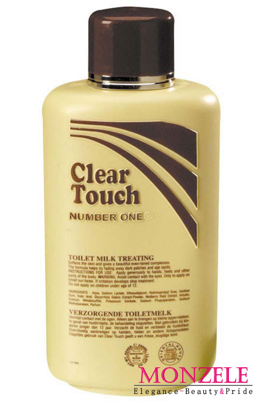 Clear Touch Number One Body Body Lotion (500 ml/16.9 fl.oz)