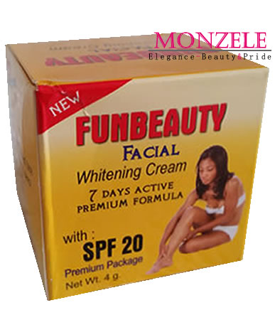 Funbeauty Facial Cream (4 g)