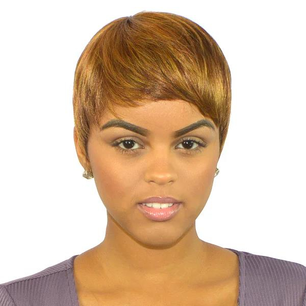 Fresh Synthetic wig mix color Bob Cut Style Wig Hair for woman best seller in the US