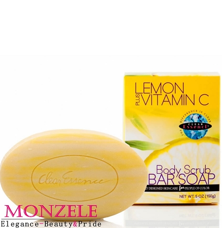 Clear Essence Lemon Plus Vitamin C Body Soap (150 g/5.25 oz)