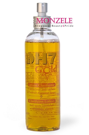 DH7 Gold Clarifying Body Lotion (Anti-Spot Corrector) (250 ml/8.5 fl.oz)
