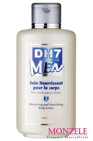 DH7 for Men Nourishing Body Lotion (500 ml/16.9 fl.oz)