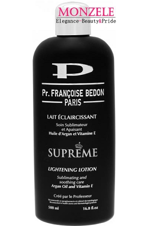 Pr. Francoise Bedon Supreme Body Lotion (500 ml/16.9 fl.oz)