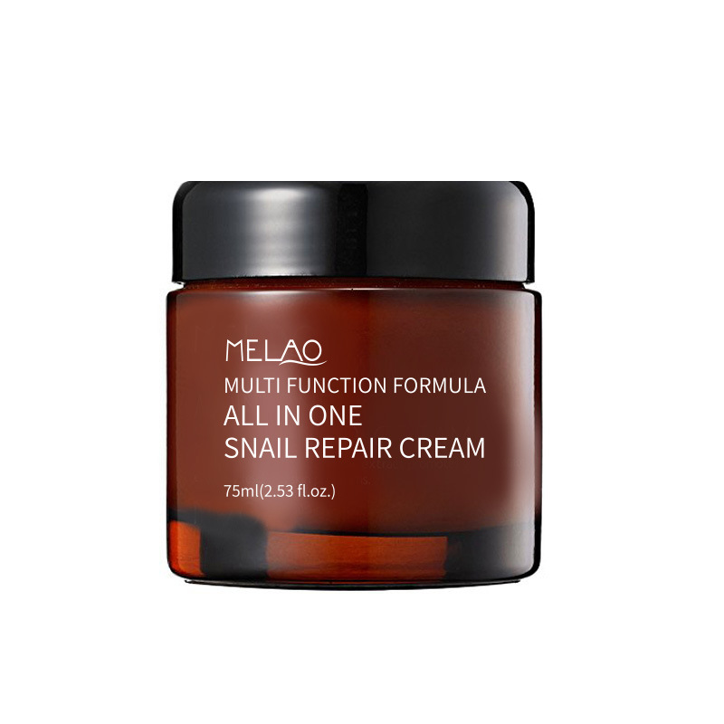 Melao Skin Care Anti Aging Whitening All In One Snail Repair Cream
