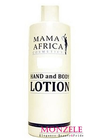 Mama Africa Hand & Body Lotion (500 ml/16.9 fl.oz)