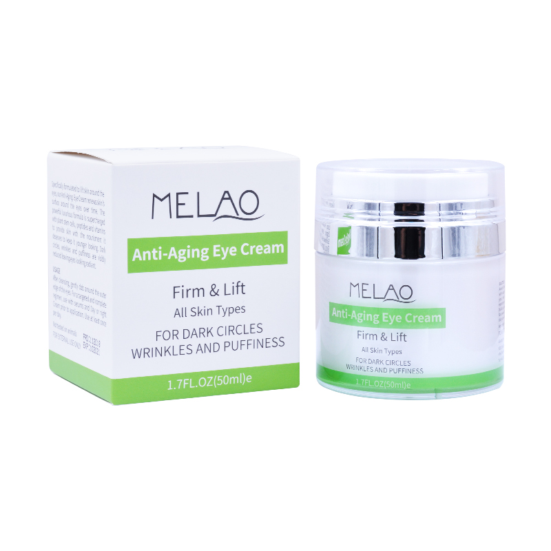 Melao Dark Circles Anti-Wrinkle Anti-Puffiness Moisturizing Firming Eye Cream 50ml 1.7fl.oz