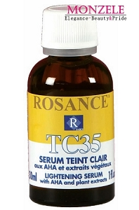 Rosance TC35 Lightening Body Serum with AHA & Plant Extracts (30 ml)