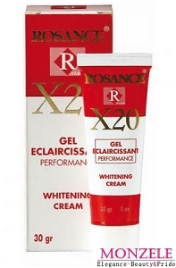 Rosance X20 Body Gel Tube (30g)