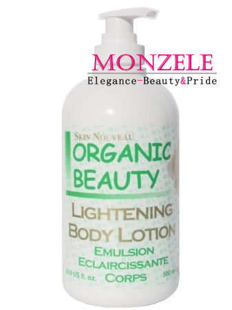 Organic Beauty Rose Line Body Lotion (16.9 fl.oz/500 ml)