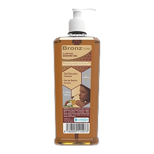 BronzTone Clarifying Shower Gel 265ml /8.9 oz