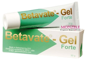 Betavate  Gel  Tube Forte 1 oz / 30 ml