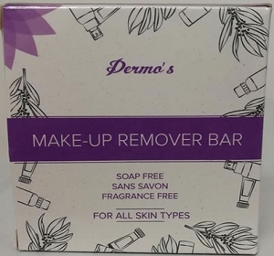 Dermo's Make-Up Remover Bar 100g