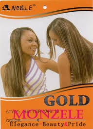 Noble Gold Better Yaki Straight