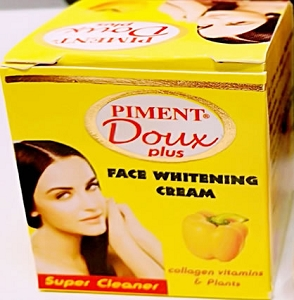 Piment Doux Plus Face Whitening Cream 40 g
