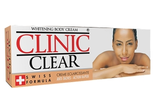Clinic Clear Whitening Creme Tube 50g