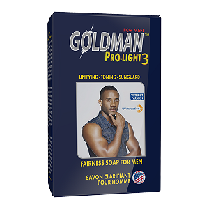 Goldman Clarifying Body Soap 190gr