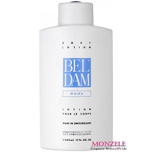 BelDam Moisturizing Body Milk 500ml